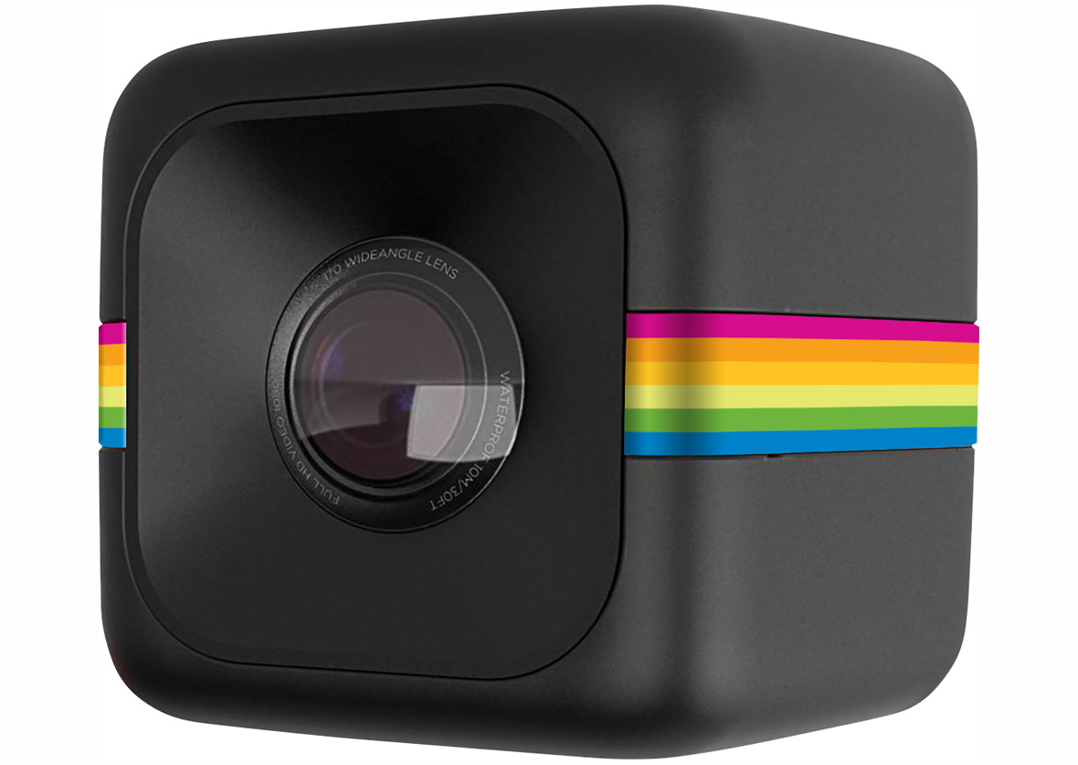 Polaroid Cube 6MP Full HD CMOS action sports camera