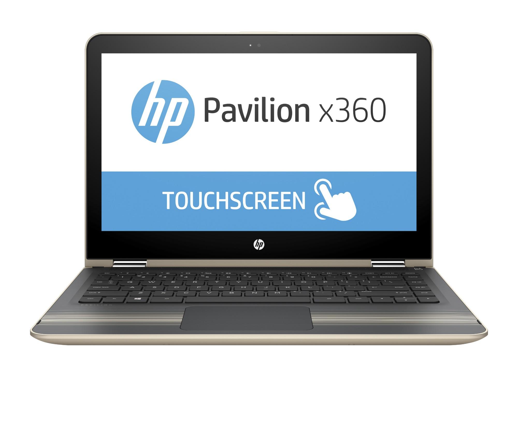 HP Pavilion x360 13-u102na