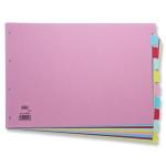 Elba 100080772 Multicolour 10pc(s) divider