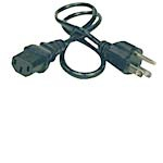 Cisco CAB-US515-C15-US= 3m NEMA 5-15P C15 coupler Black power cable