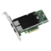 Intel X540-T2 Ethernet 10000 Mbit/s Internal