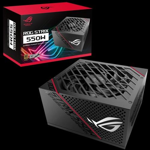 ASUS ROG-STRIX-550G power supply unit 550 W 20+4 pin ATX ATX Black