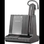 POLY Savi 8240-M Headset Ear-hook Bluetooth Black
