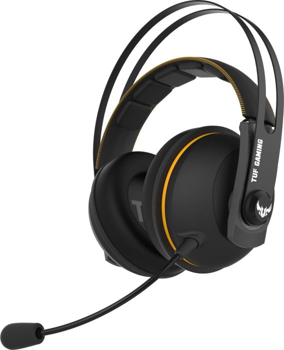 ASUS TUF Gaming H7 Headset Head-band Black,Yellow