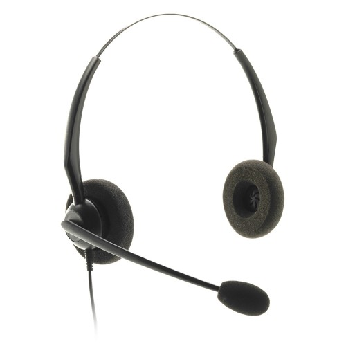 JPL JAC-PLUS headset Head-band Binaural Black