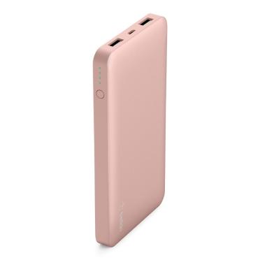 Belkin Pocket Power 10K power bank Lithium Polymer (LiPo) 10000 mAh Pink