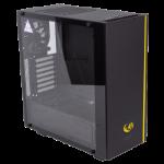 Gorilla Gaming LEVEL: BOSS 3.1 - Intel I5-7600K 3.8GHz, 16GB RAM, 250GB SSD, 2TB HDD, 8GB GTX 1070 GFX, Hydro Coole