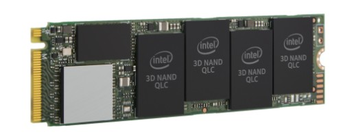 Intel Consumer 660p M.2 512 GB PCI Express 3.0 3D2 QLC NVMe
