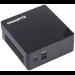 Gigabyte GB-BKi5HA-7200 (rev. 1.0) 2.5GHz i5-7200U 0.6L sized PC Black