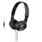 Sony MDR-ZX310AP Head-band Binaural Black
