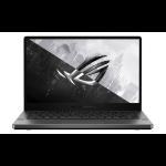 "ASUS ROG Zephyrus G14 GA401IU-HE043T notebook DDR4-SDRAM 35.6 cm (14"") 1920 x 1080 pixels AMD Ryzen 9 16 GB 512 GB SSD NVIDIA GeForce GTX 1660 Ti Max-Q Wi-Fi 6 (802.11ax) Windows 10 Home Black, Grey"