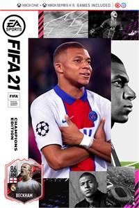Microsoft FIFA 21 Champions Edition English Xbox One
