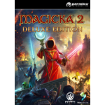 Paradox Interactive Magicka 2 Deluxe Edition Deluxe Linux/Mac/PC English video game