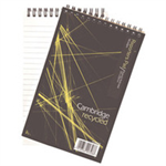 Cambridge RECYCLED SPIRAL NOTEBOOK 125X200 F15002