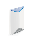 Netgear Orbi Pro wireless router Tri-band (2.4 GHz / 5 GHz / 5 GHz) Gigabit Ethernet White