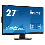 "iiyama ProLite E2783QSU-B1 27"" Wide Quad HD TN Black Flat computer monitor"
