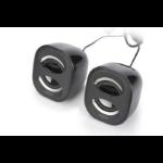 Ednet 83172 6W Black loudspeaker