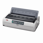 OKI ML5791 ECO 24 pin dot matrix, 136 columns, 576cps in super speed draft mode, Parallel and USB, 3 year warranty (upon registration)