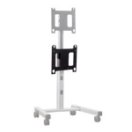Chief PAC720 flat panel floorstand Black