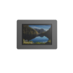 "Maclocks Rokku 12.3"" Black tablet security enclosure"