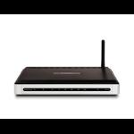 D-Link DIR-451 wireless router Black,Silver