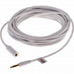 Axis Audio Extension Cable B 5 audio cable 5 m 3.5mm White