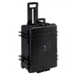 B&W 6800/B/SI equipment case Trolley case Black
