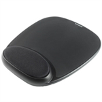 Kensington Comfort Gel Mouse Pad — Black