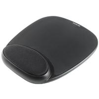 Kensington Gel Mouse Pad with Integral Wrist Rest Black