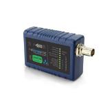 Veracity HIGHWIRE Powerstar Camera network media converter Internal 100 Mbit/s Blue