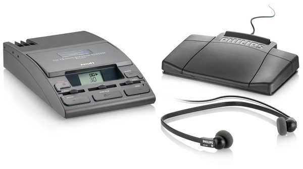 Philips Desktop transcription dictaphone