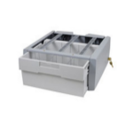Ergotron 97-992 multimedia cart accessory Drawer Gray, White