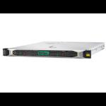 HP StoreEasy 1460 Ethernet LAN Rack (1U) Black,Silver NAS