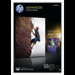 HP Advanced Glossy photo paper White Gloss