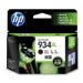 HP 934XL High Yield Black Original Ink Cartridge cartucho de tinta 1 pieza(s) Alto rendimiento (XL) Negro