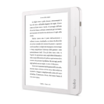 Rakuten Kobo Libra H2O e-book reader Touchscreen 8 GB Wi-Fi Wit