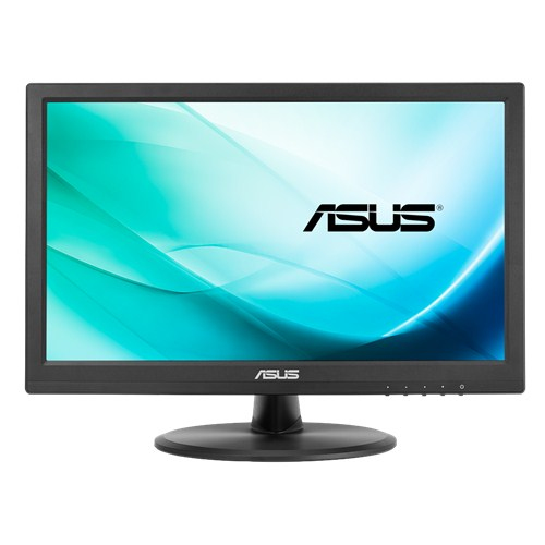 "ASUS VT168N point touch monitor 15.6"" 1366 x 768pixels Multi-touch Black touch screen monitor"