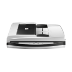 Plustek SmartOffice PN2040 Flatbed & ADF scanner 600 x 600DPI A4 Black, White