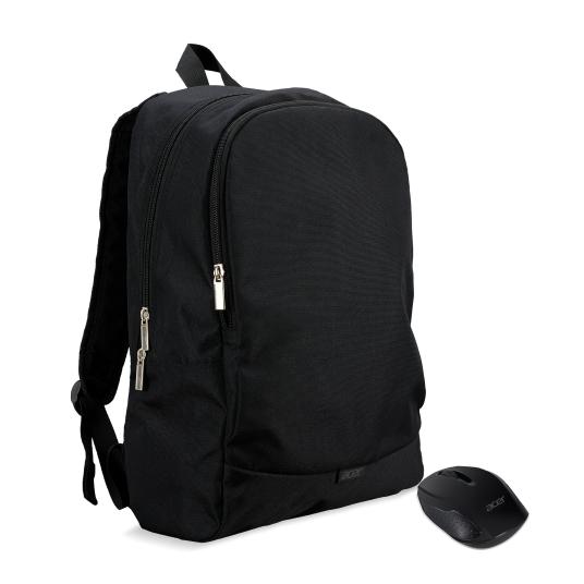 Acer NP.ACC11.029 mochila Negro