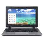 "Acer Chromebook 11 C730E-C555 2.16GHz N2840 11.6"" 1366 x 768pixels Grey"