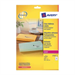 Avery Clear Address Label - Laser - L7563 Transparent