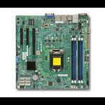 Supermicro X10SLH-F Intel C226 LGA 1150 (Socket H3) Micro ATX