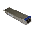 StarTech.com MSA Uncoded QSFP+ Module - 40GBASE-LR4 - 40GbE Single Mode Fiber (SMF) Optic Transceiver - 40GE Gigabit Ethernet QSFP+ - LC 10km - 1270nm to 1330nm - DDM