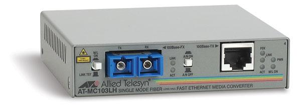 Allied Telesis AT-MC103LH 100Mbit/s 1610nm network media converter