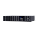 CyberPower Systems Online S (A) 3000VA/2700W Rack UPS - 12V/9AH*6 - 8x IEC C13, 1x IEC C19 - USB & Serial Port