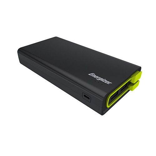 Energizer UE15001 Lithium Polymer (LiPo) 15000mAh Black power bank