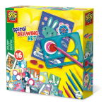 SES Creative Children's Spiral Drawing Art, Unisex, Five Years and Above, Multi-colour (14031)
