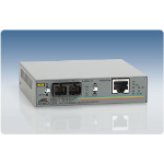 Allied Telesis 100TX to 100FX (SC) standalone media converter network media converter 100 Mbit/s
