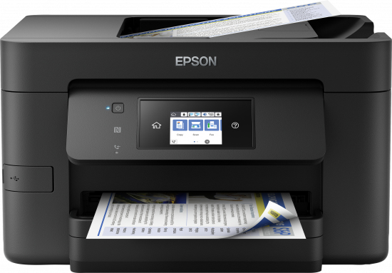 Epson WorkForce Pro WF-3720DWF Inkjet 33 ppm 4800 x 2400 DPI A4 Wi-Fi