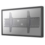 """Newstar TV/Monitor Wall Mount (fixed) for 37-85"""" Screen - Silver"""